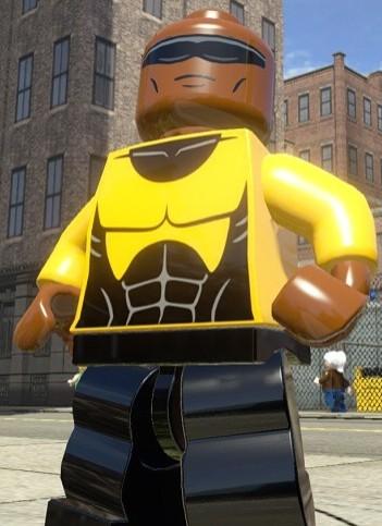 ultimate spiderman powerman - photo #31