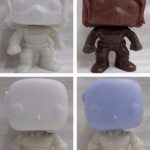 Marvel Funko POP Vinyls Electro & Winter Soldier Prototypes!