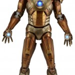 NECA Midas Iron Man Mark XXI 1/4 Figure Announced & Photo!