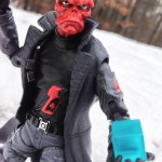 Captain America Marvel Legends 2014 Red Skull Review