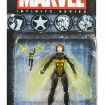 Marvel Infinite Series 1 Revision: 2 Wasps Per Case!