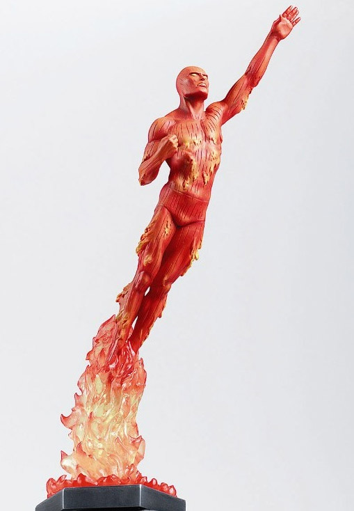 Bowen Designs Human Torch Statue 2001