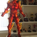Bowen Human Torch Statue Released & Photos! LE 500!