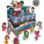 Funko Marvel Mystery Minis Series 1 Figures Case Ratios Revealed!