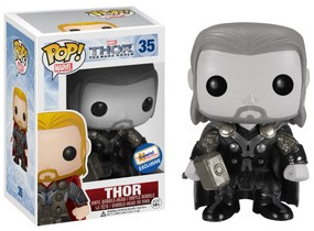 Funko Thor Black and White POP Vinyls Variant Figure