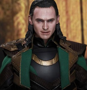 Hot Toys Thor The Dark World Loki Announced