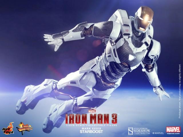 Iron Man Mark 39 Starboost