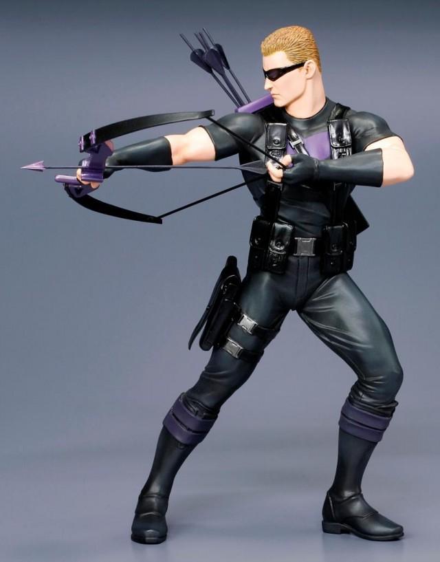 Marvel Kotobukiya Avengers Hawkeye ArtFX Statue
