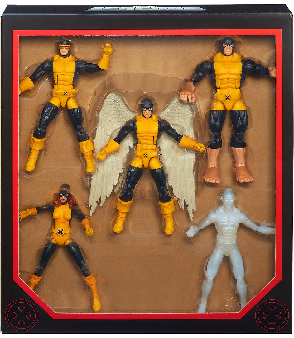All New 2014 Toys : Toys r us raises marvel legends all new men price to
