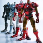 3A Toys Iron Man Figures Painted Prototypes Photo Revealed!