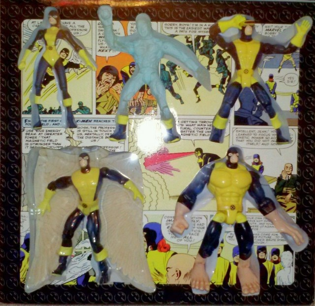 Toybiz Original X-Men Figures Collector's Set (1997)