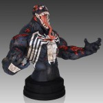 Marvel Zombies Venom Zombie Mini Bust Photos & Pre-Order Info!