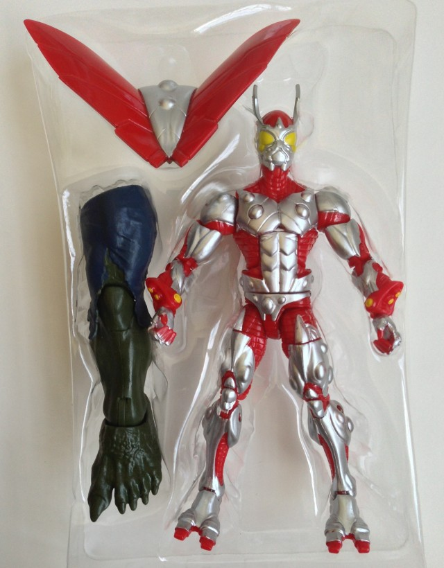Marvel Legends Infinite Series Ultimate Beetle Action Figure and Accessories