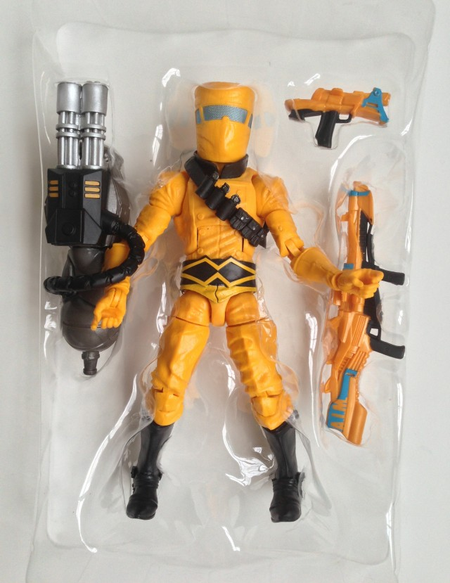 Marvel Legends AIM Trooper Action Figure and Accessories