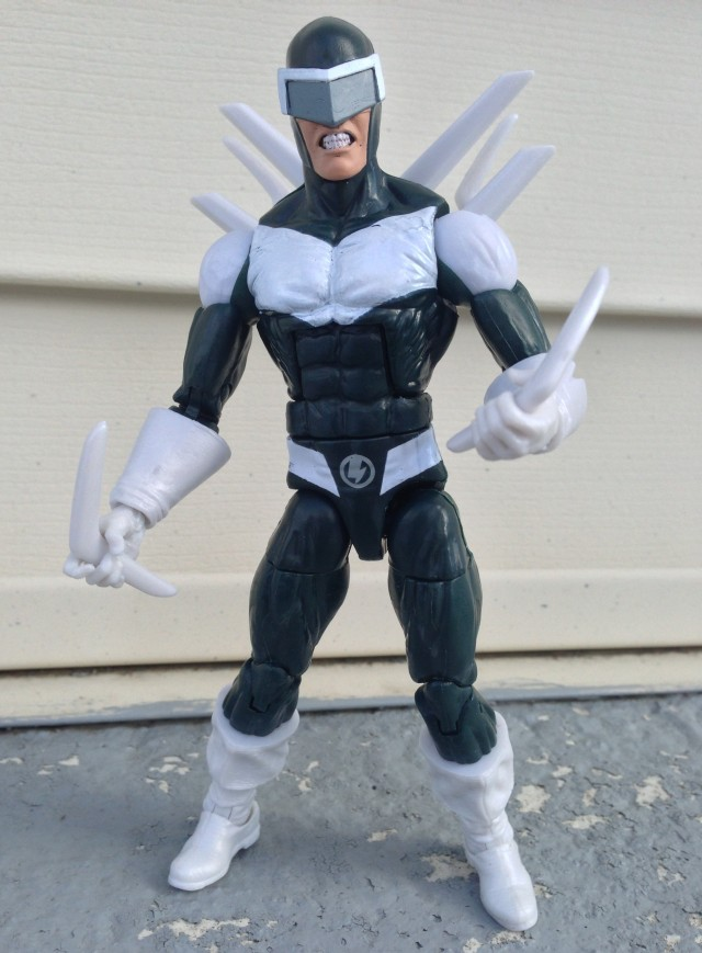 Spider-Man Marvel Legends 2014 Boomerang Review