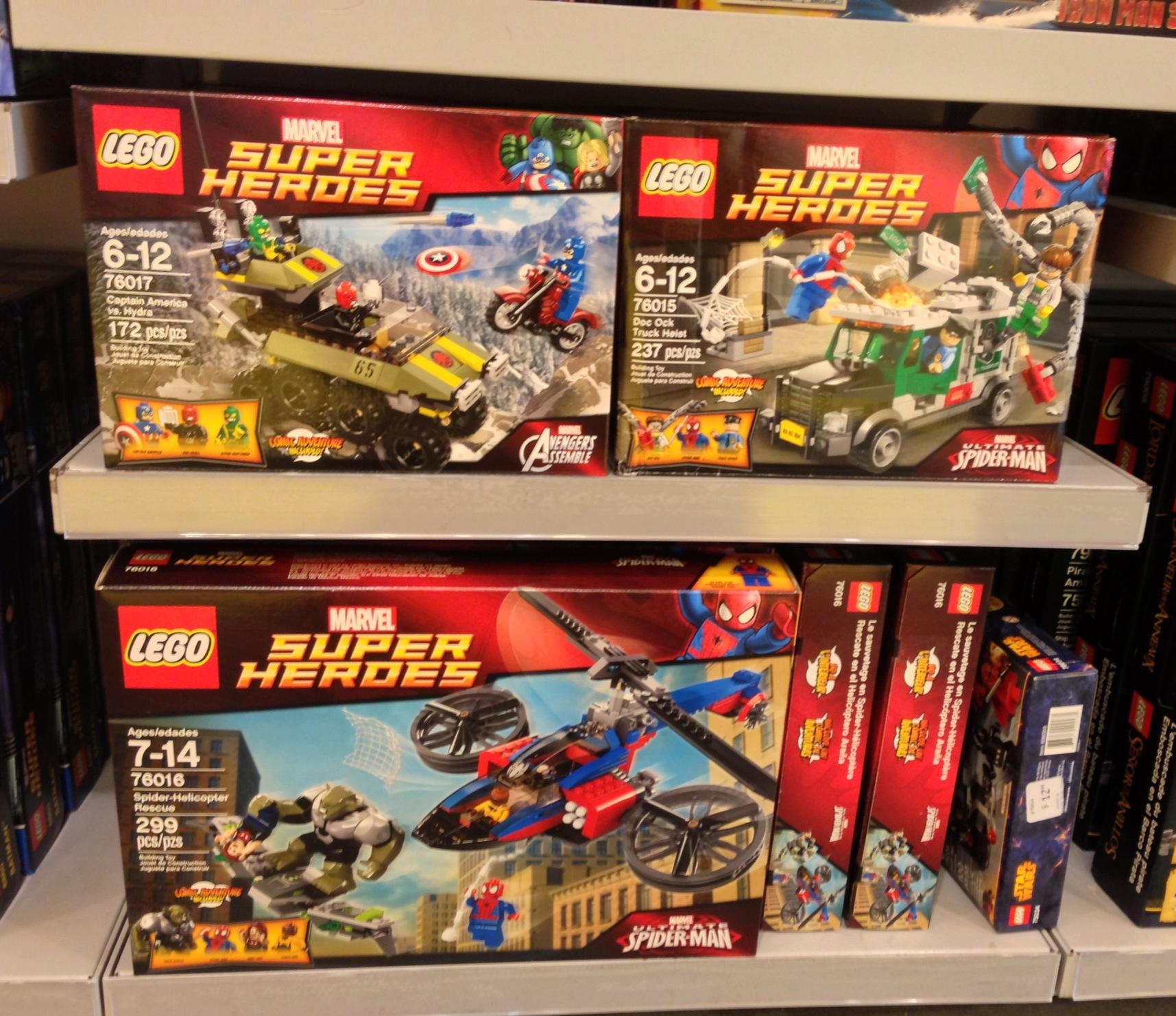 Super Hero Sealed For Sale