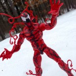 Spider-Man Marvel Legends Carnage Review & Photos (2014)