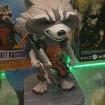 Toy Fair 2014: Funko Rocket Raccoon & Star Lord Wacky Wobblers!