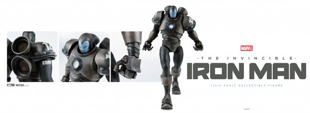 3A Toys Marvel Stealth Iron Man Sixth Scale Figure