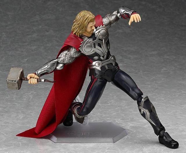 Figma Thor Figure Photos & Order Info! - Marvel Toy News | 640 x 527 jpeg 81kB