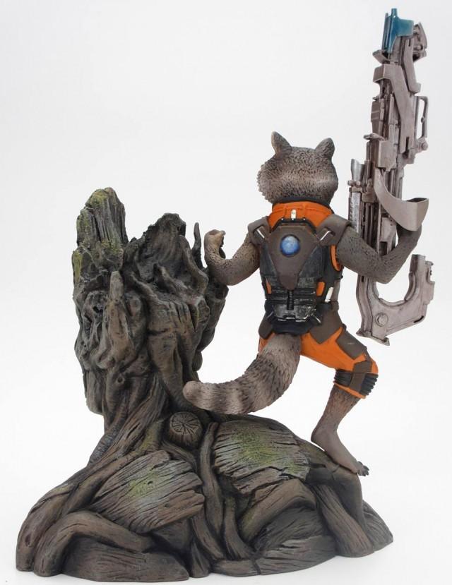 Groot & Rocket Raccoon Kotobukiya Statue ArtFX+ 2014