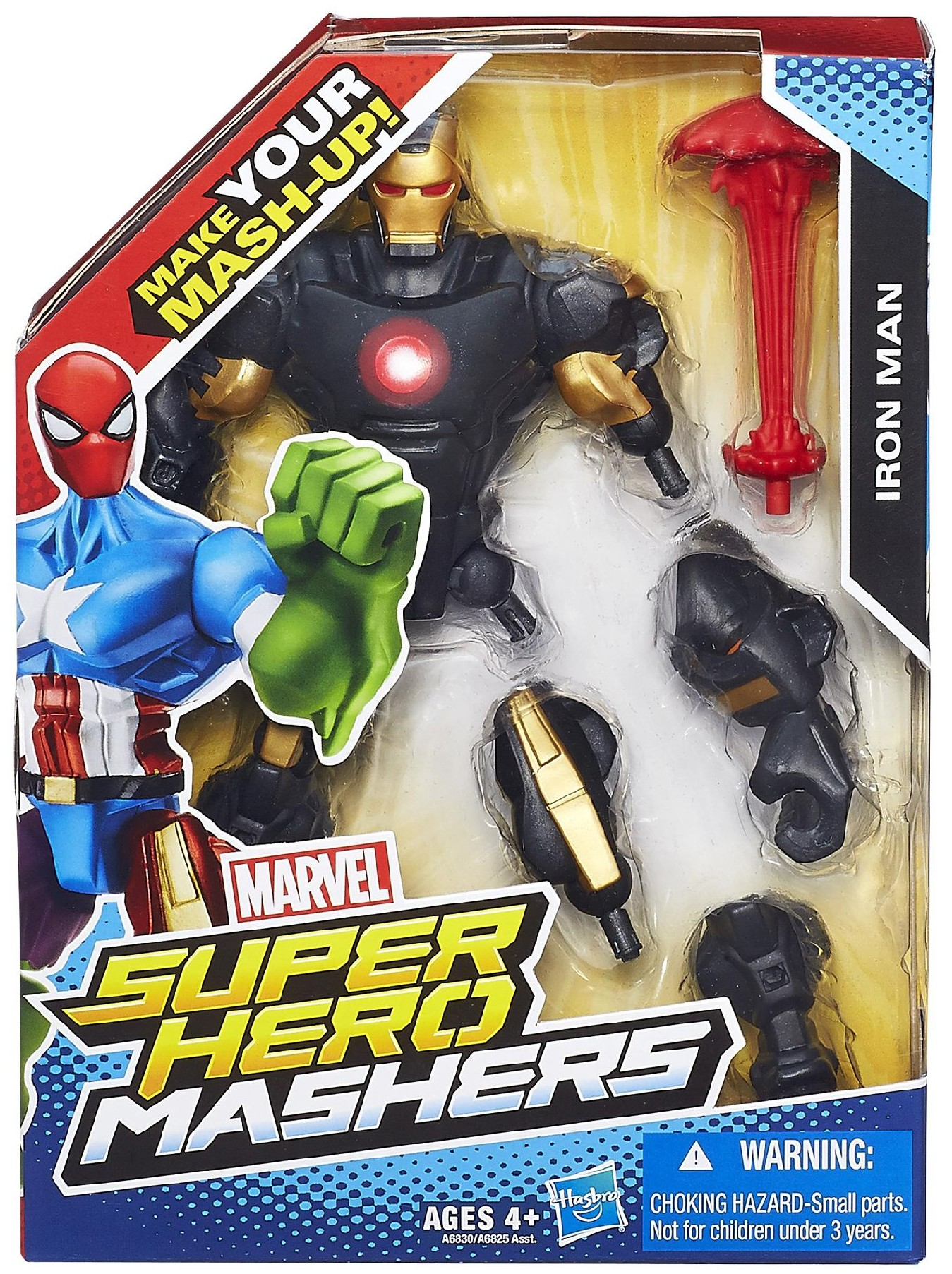 Marvel Super Hero Mashers Venom Figure