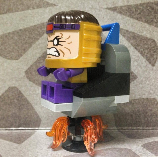 LEGO 76018 Hulk Lab Smash M.O.D.O.K. Figure on Flying Hover Chair