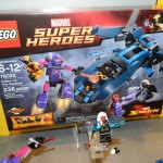 LEGO Marvel X-Men vs The Sentinel 76022 Photos – Toy Fair 2014
