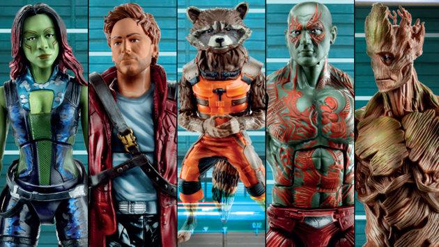 [Hasbro] Marvel Legends | Guardiões da Galaxia Marvel-Legends-Guardians-of-the-Galaxy-Figures-Close-Up