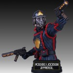 Guardians of the Galaxy Star Lord Mini Bust Revealed & Photos!