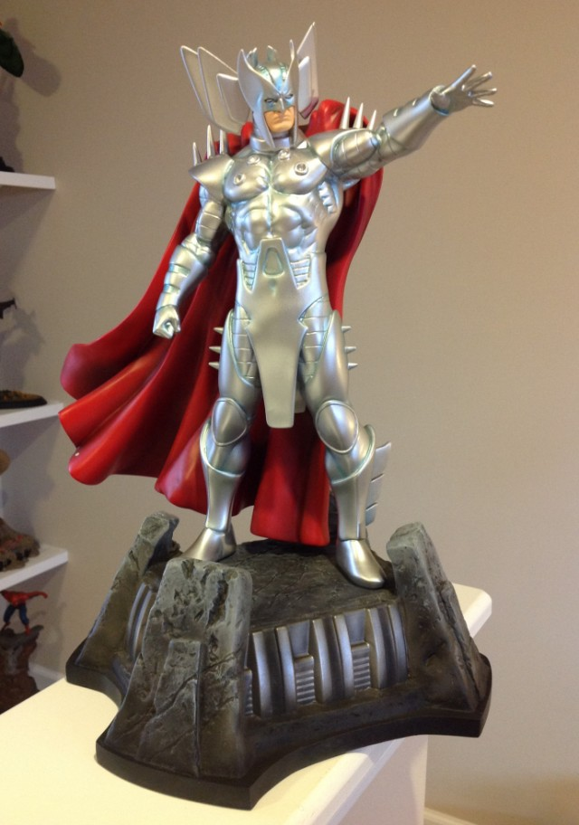 Stryfe Bowen Designs Statue and Base Limited Edition of 400