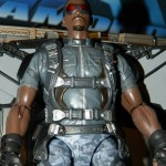 Marvel Select The Falcon Winter Soldier Figure Photos – Toy Fair 2014