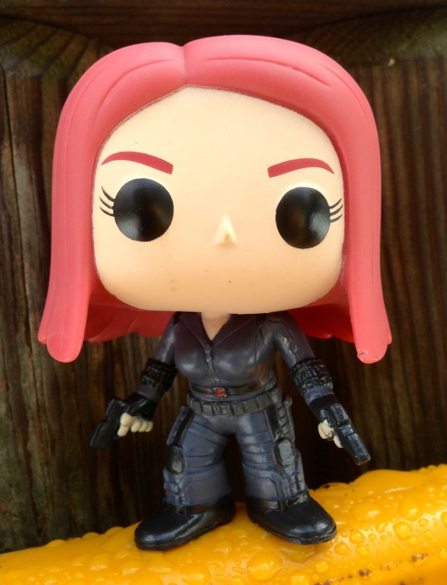 Funko POP Vinyls Marvel Black Widow Bobble-Head Figure