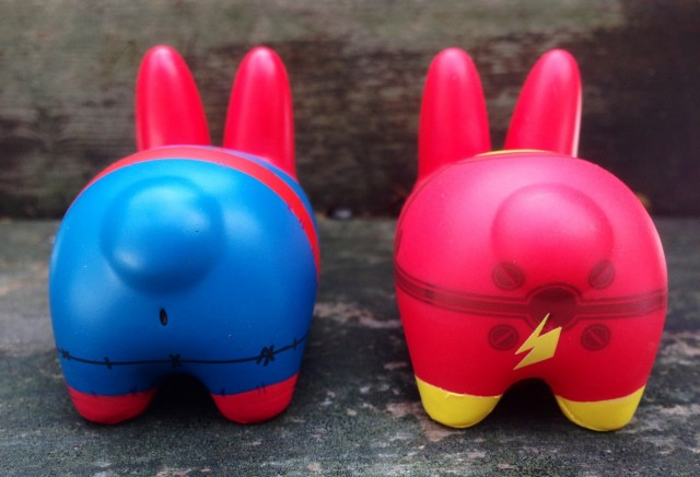 Marvel Labbit Series 2 Spider-Man Iron Man Buttholes