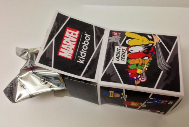 Marvel Labbit Series 2 Blind Box Unboxing