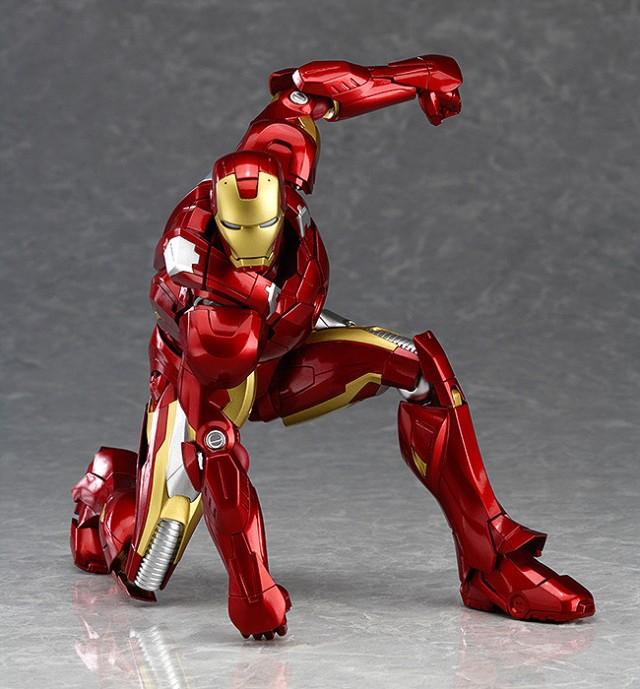 Figma Iron Man Mark Vii Avengers Figma Iron Man Mark