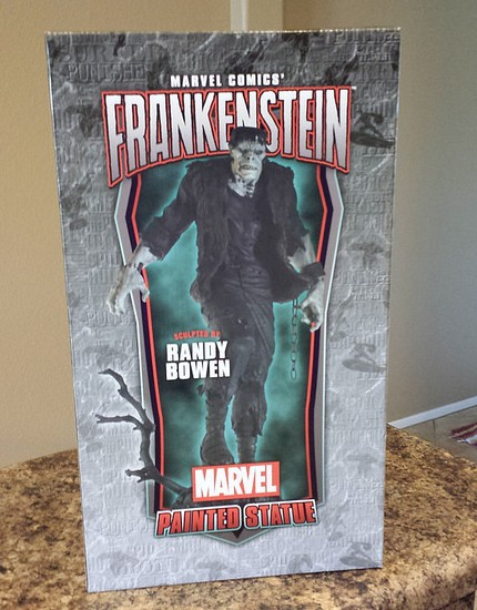 Bowen Designs Marvel Monsters Frankenstein Statue Box