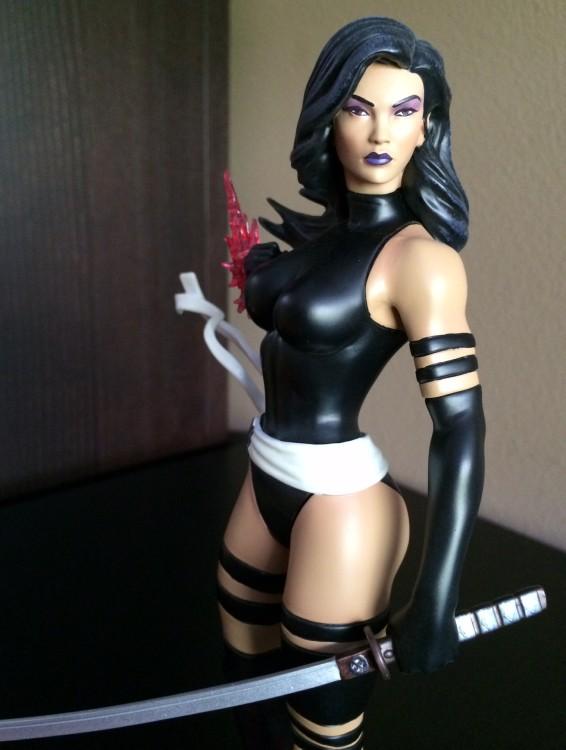 Bowen Psylocke X-Force Statue LE 400 Statue 2014