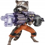 Hasbro Guardians of the Galaxy Big Blastin' Rocket Raccoon Figure
