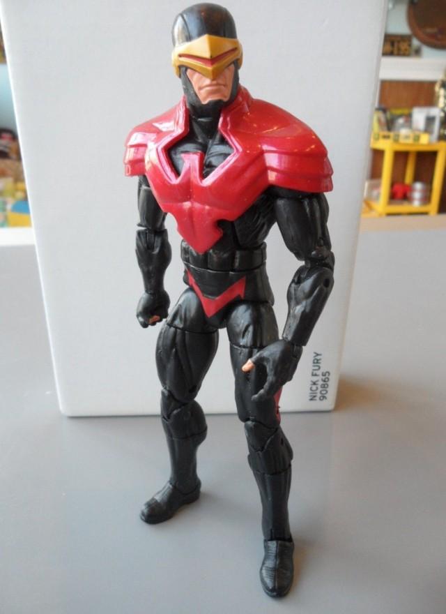 Hasbro Marvel Legends Cyclops Phoenix Five Force Action Figure Prototype
