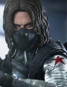 Hot Toys Winter Soldier Sixth Scale Figure Revealed