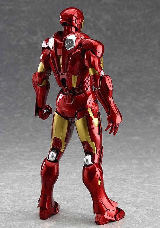 Figma Iron Man Mark Vii Iron Man Mark Vii Figma