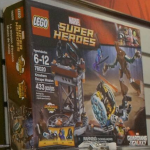 LEGO Guardians of the Galaxy Knowhere Escape Mission 76020 Photos