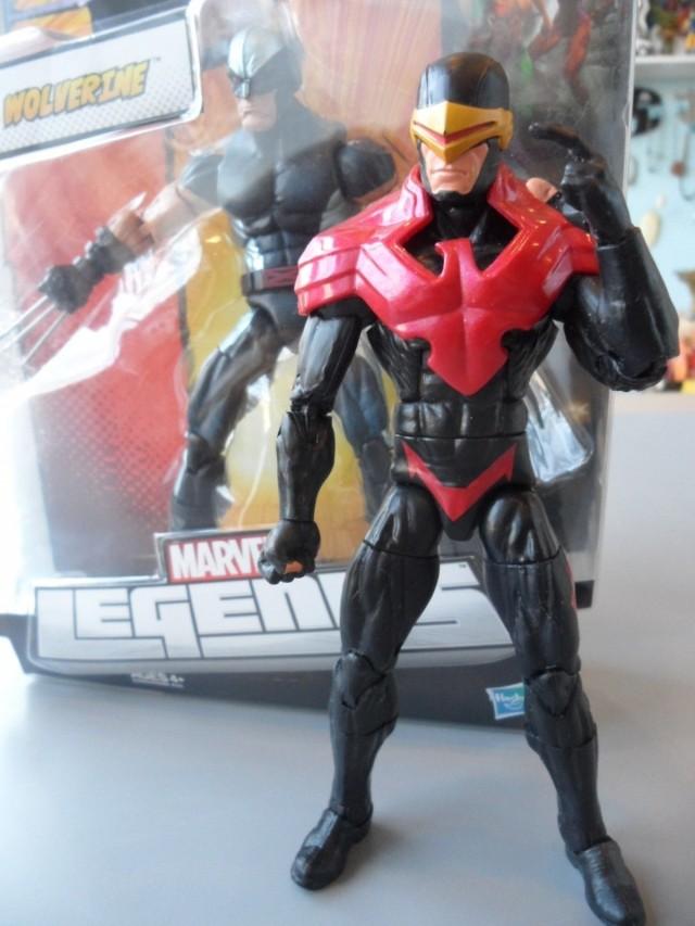 Phoenix Five Cyclops Marvel Legends Prototype Figure