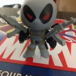Funko Marvel Mystery Minis Series 1 Exclusive Variants Released!