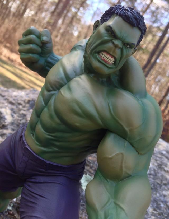 Avengers NOW Kotobukiya Hulk ArtFX+ Statue 2014 Review
