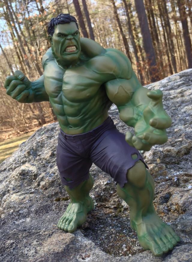 Koto USA Hulk ARTFX Statue Marvel NOW Avengers Figure