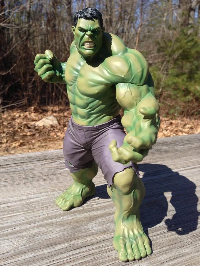 Marvel NOW! Hulk 1/10 Statue Kotobukiya 2014 Avengers