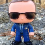 Funko Agent Coulson POP Vinyls Figure Review & Photos