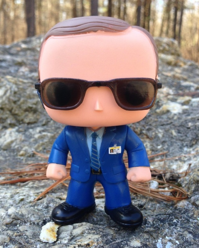 Funko Agent Coulson POP! Vinyl Figure Review